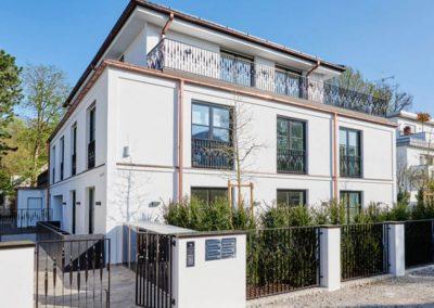 Mehrfamilienhaus 2011 – 2014