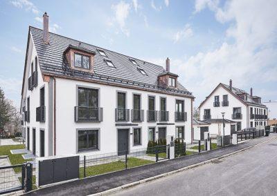 Zweifamilienhäuser 2014 – 2015