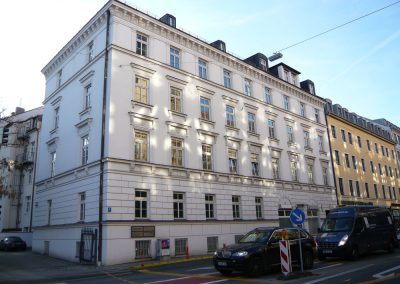 Denkmalgeschütztes Gebäude 2011 – 2014