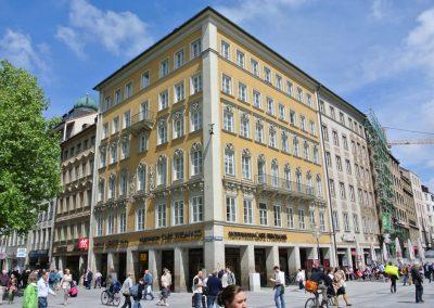 Wohn- und Geschäftshaus 2014 – 2015