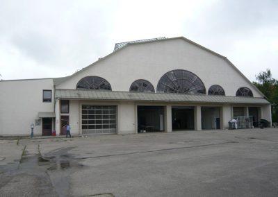 Zeppelinhalle 2009 – 2012