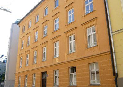 Wohngebäude 2011 – 2013