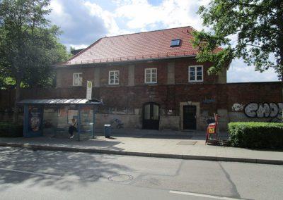 Denkmalgeschütztes Gebäude 2015 – 2017