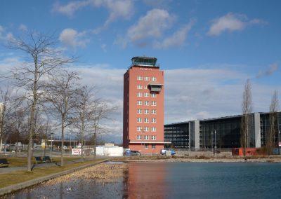 Flughafentower 2007 -2008