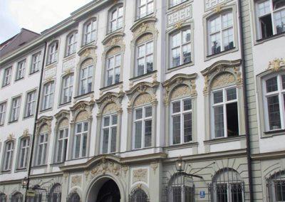 Denkmalgeschütztes Gebäude 2016-2017